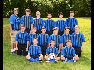 2015 Senior Boys - Eagles