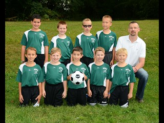 2015 Junior Boys - Timbers