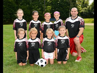 2015 Nutmeg Girls - Black