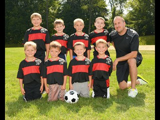 2015 Nutmeg Boys - Black