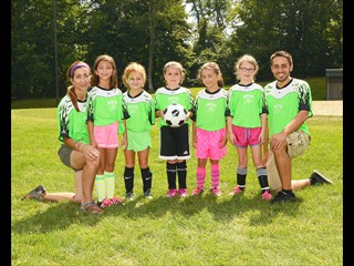 2015 Nutmeg Girls - Lime Green