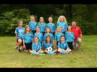 2016 Junior Girls - Dragons