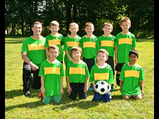 2016 Nutmeg Boys - Green