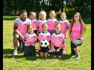 2016 Nutmeg Girls - Pink