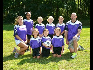 2016 Nutmeg Girls - Purple