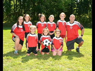 2016 Nutmeg Girls - Red