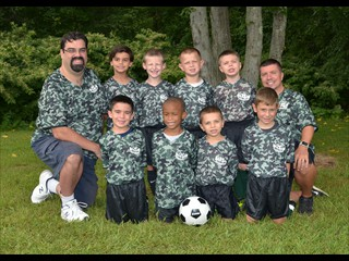2018 Nutmeg Boys - Camo