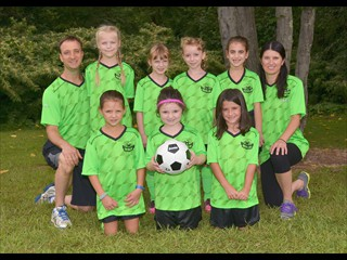 2018 Nutmeg Girls - Green