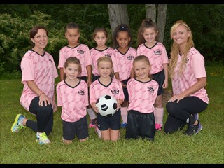 2018 Nutmeg Girls - Pink