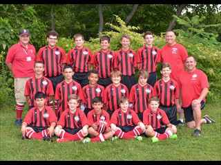 2018 Senior Boys - AC Milan -