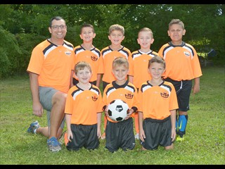 2019 Nutmeg Boys - Orange