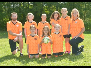 2019 Nutmeg Girls - Orange